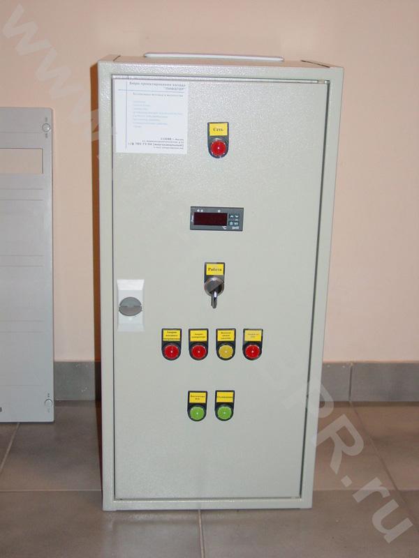 Шкафы управления, Системы автоматики