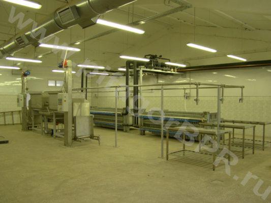Плиточные скороморозильные аппараты