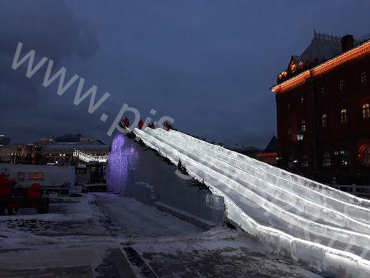 Искусственные мобильные ледовые катки